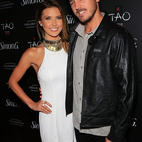 August 2016 meetingplanneronline page 9 audrina patridge just shared the first photo of her baby girl mdash and may have just revealed her secret wedding malvernweather Gallery