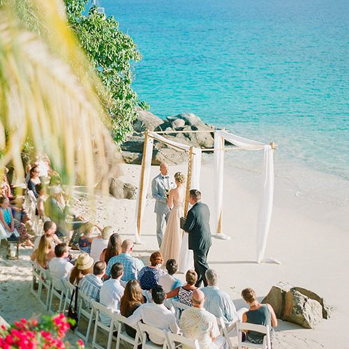 We Want A Small Ceremony But A Large Reception Mdash How Should